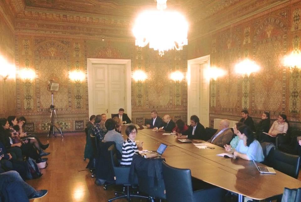 istanbul meeting 2