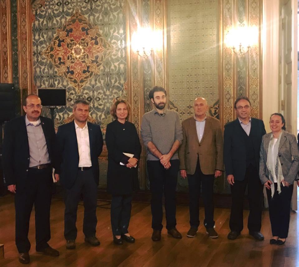 istanbul meeting1