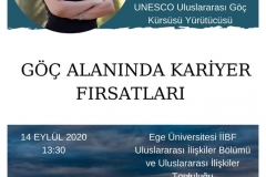 Ege University Career Opp